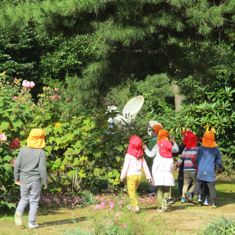 NiPPON全国いい園探し 自然豊かな園特集/社会福祉法人大和善隣館