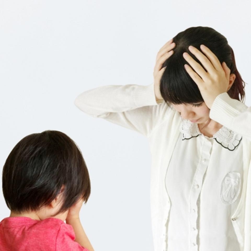 意外と難しい!子どもを「怒る」と「叱る」の違いとは?