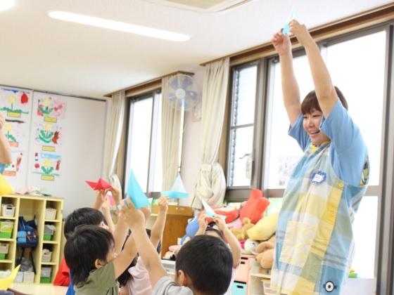 末吉・京町・幸いづみ保育園、青葉さくら保育園