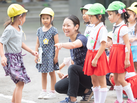 久我山幼稚園/Picoナーサリ/上高井戸保育園