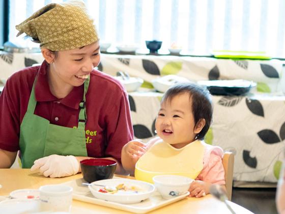 社会福祉法人調布白雲福祉会 パイオニアキッズ 「子どもは優秀な学び手である」子どもの主体性を育む