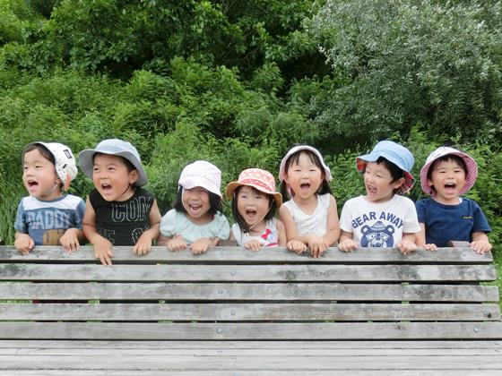 宮の沢桃の花保育園・屯田桃の花保育園・手稲桃の花保育園 自然豊かな北の大地で生き生きとした保育を実践しよう