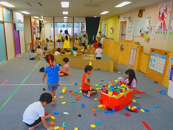 東京都認証保育所 風の子保育園