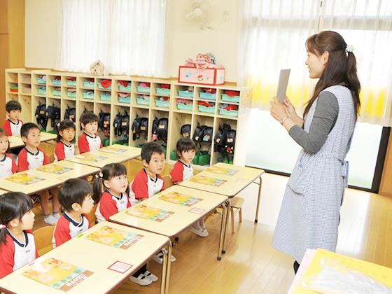 学校法人岩澤学園 みほ幼稚園 子どもたちの可能性を伸ばしていく本気の教育を共に!