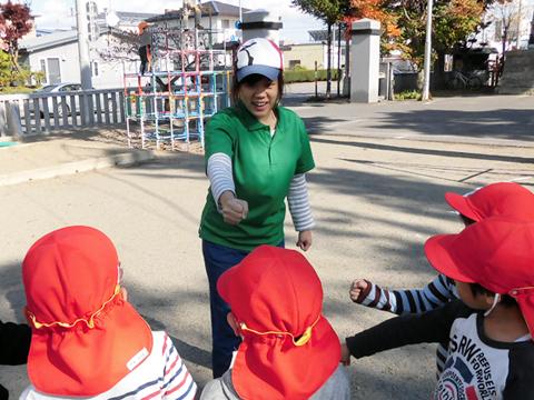 認定こども園美幌大谷幼稚園 園長先生・採用担当からのメッセージ