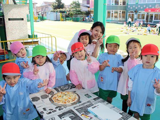 学校法人美濃部学園 みのべ幼稚園 良好な人間関係が自慢!ほめて認める保育を実践