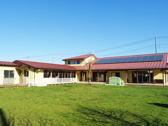 社会福祉法人さわらび会 太陽と大地のこども保育園