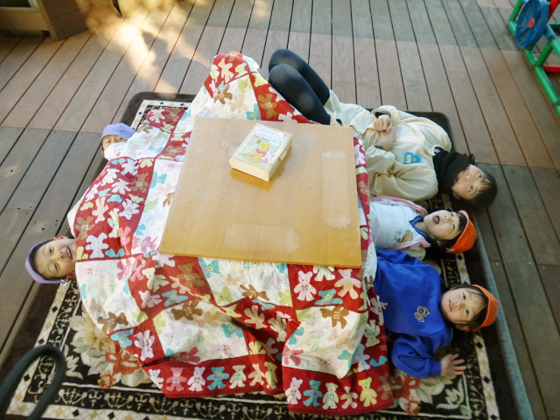 立川かしの木幼稚園