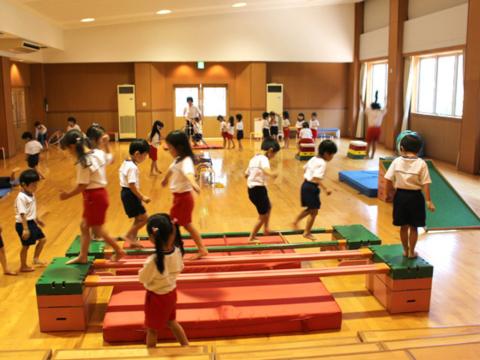 学校法人 甲子園学院幼稚園 園長先生・採用担当からのメッセージ