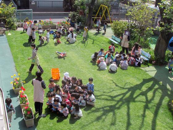 学校法人 五浦学園 ママの森幼稚園