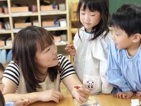 学校法人梅田学園 認定こども園 正英幼稚園 園長先生・採用担当からのメッセージ