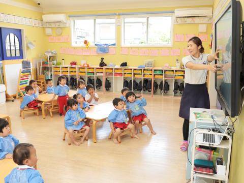 学校法人森山学園 正進幼稚園
