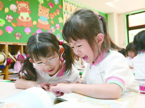 学校法人山崎学園 せいか幼稚園 子どもと向き合い、挑戦する気持ちを応援する先生に!