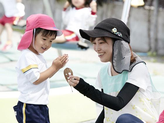 学校法人吉田学園 万野幼稚園 遊びを大切に、子どもたちの根っこを育てよう!