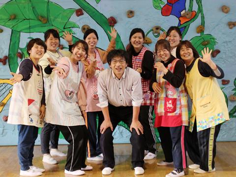 学校法人山崎学園 せいか幼稚園 園長先生・採用担当からのメッセージ