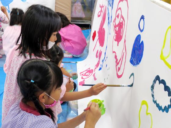 学校法人滝川学園 滝川幼稚園 ののさまと一緒に。仏教保育のようちえん