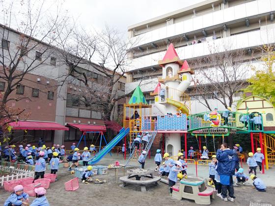 学校法人田園学園 宮崎台幼稚園 余裕ある職員配置で安心!たくさんの感動を経験できる
