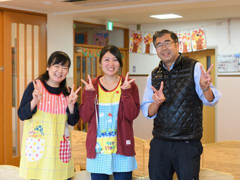 社会福祉法人 横浜婦人クラブ愛児園 園長先生・採用担当からのメッセージ