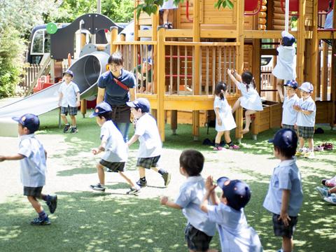 (学)野村学園 パール幼稚園/BaBy Pearl Nursery