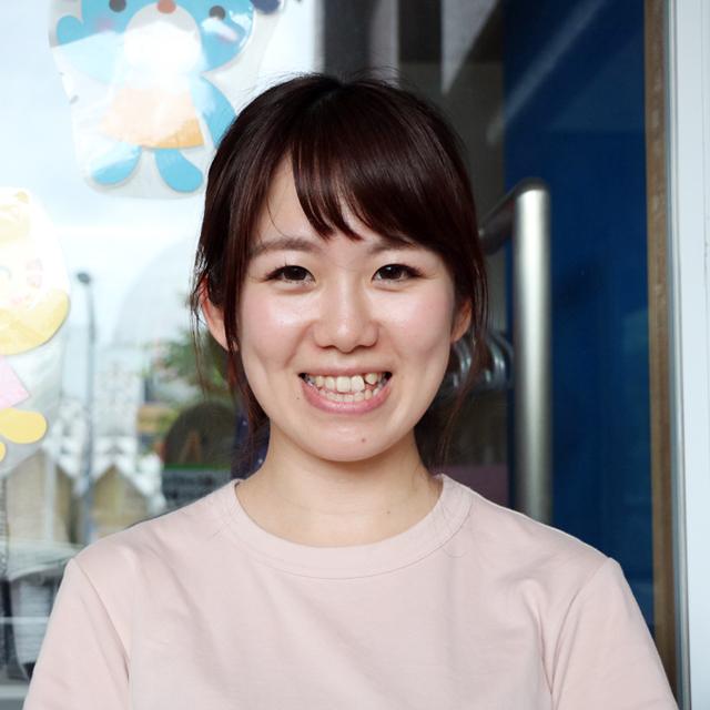 熊谷 麗奈さん