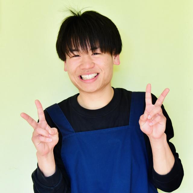 藤岡 駿太さん