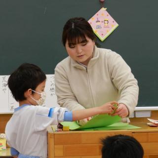京都聖母女学会陰短期大学 専攻科 児童教育専攻 2015年卒